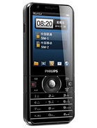 Price of Philips Mobiles W715