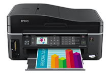 Epson WorkForce 600 Driver (Windows & Mac OS X 10. Series)