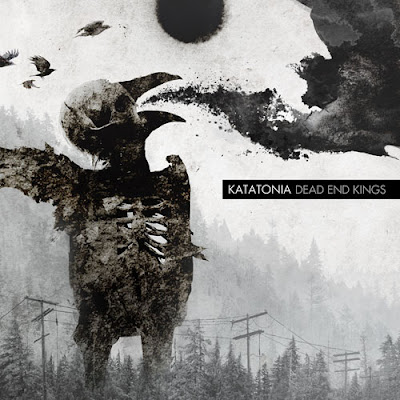 The Best Album Artwork of 2012 - 15. Katatonia - Dead End Kings