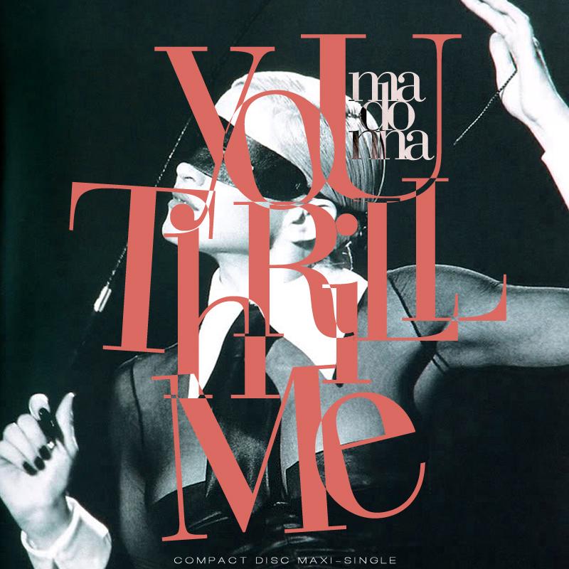 Madonna erotica you thrill me, cyber girl melanie