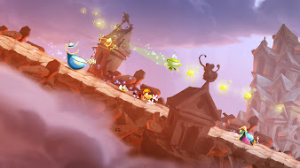 #23 Rayman Wallpaper