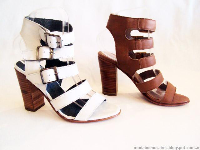 Sandalias primavera verano 2015. Sandalias de moda 2015.