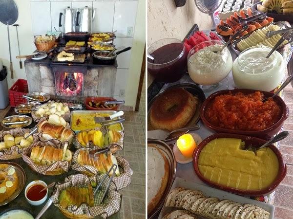 Turismo rural e café da manhã no Sítio Sassafraz (Itupeva, SP)