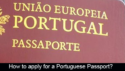 How to apply for a Portuguese Passport