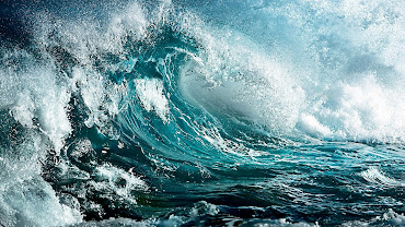 #19 Sea Waves Wallpaper