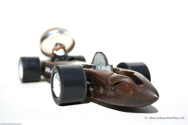 Maximilian's racer