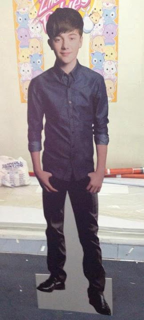Greyson Chance Full Size Cardboard Standee Cut Out Poster