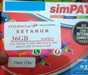 Paket Internet Telkomel Mahal, Solusinya?