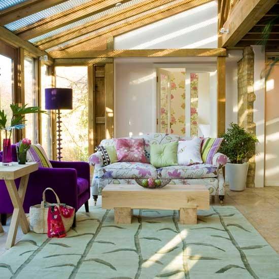 new home interior design conservatories. Black Bedroom Furniture Sets. Home Design Ideas