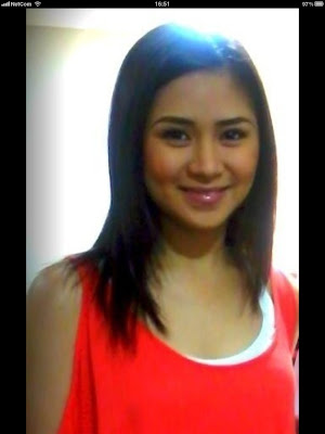Bechay Blogs: Sarah Geronimo's New Hairstyle