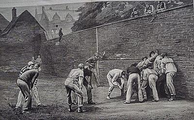 Eton Wall Game