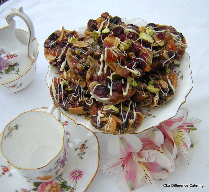 florentines this recipe should make approximately 12 x 7cm florentines ...