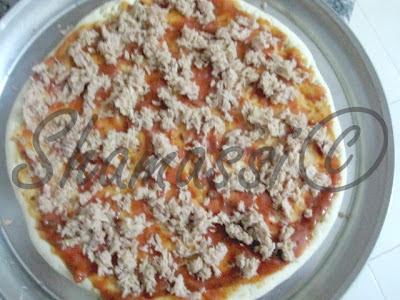 a6 طريقة عمل البيتزا للمبتدئات