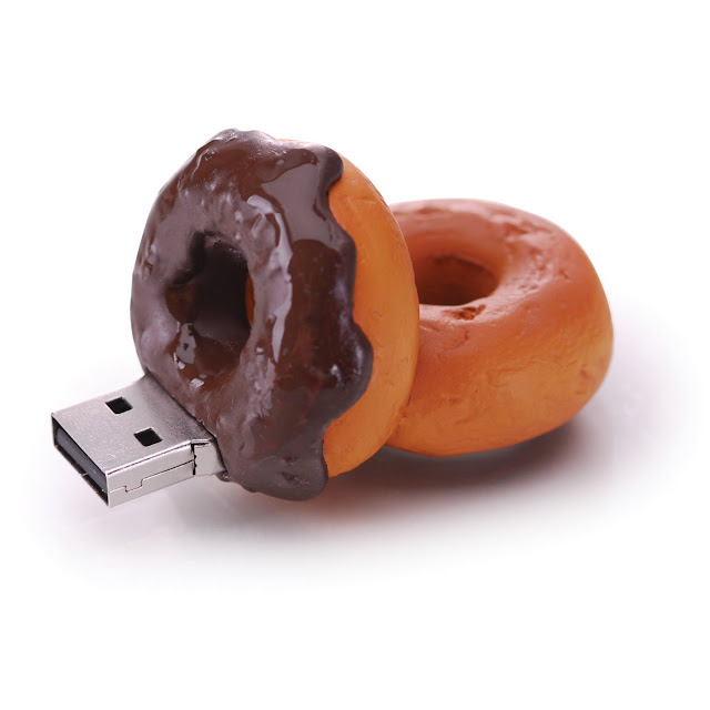 Donuts Pendrive