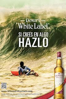 whisky DEWAR'S