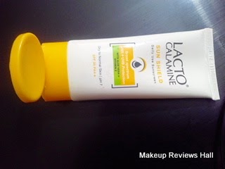 Lacto Calamine Daily Use Scunscreen Review