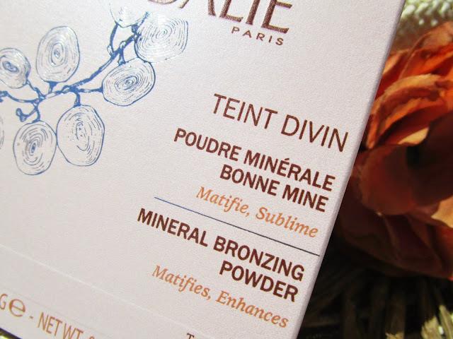 Teint Divin Mineral Bronzing Powder de Caudalíe