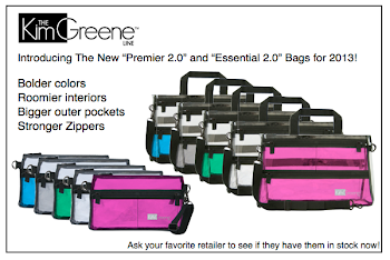 Where to buy The Kim Greene Line of bags!