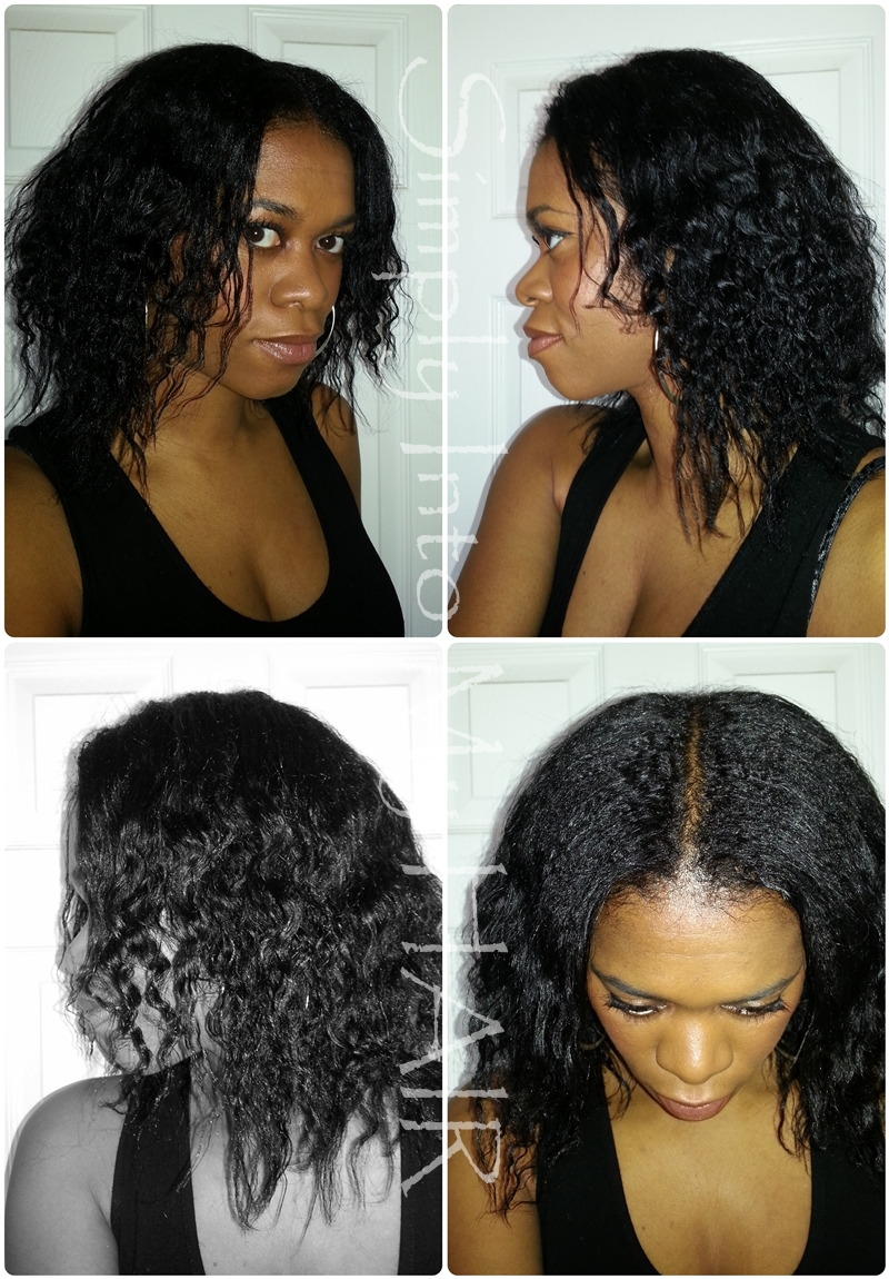 Crochet Braids How To Crochet Braids Braid Pattern And Install LONG ...