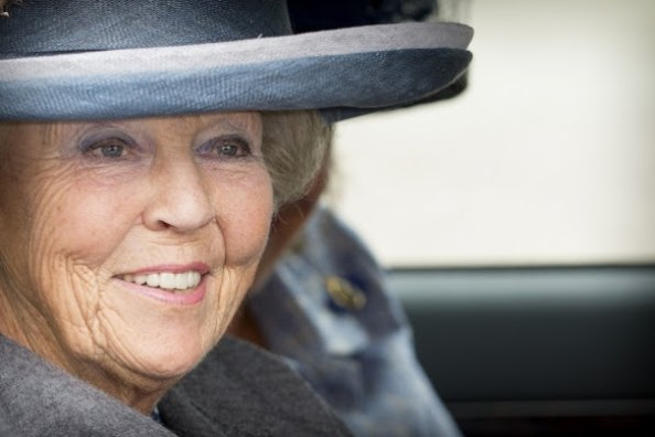 Princess Beatrix Opens National Rescue Museum