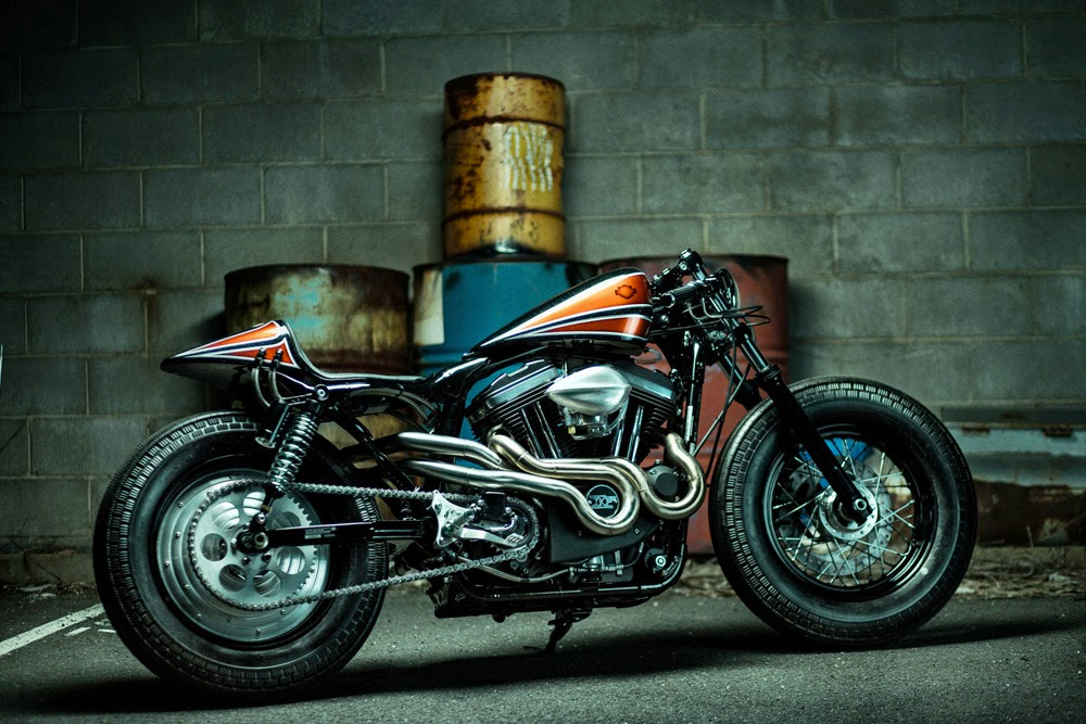 Kommune Forty Eight Sportster K1