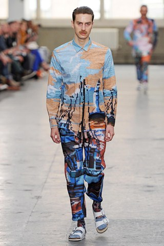 agi & sam spring summer 13 menswear london collections men