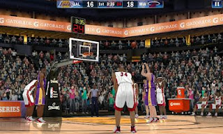 Download Game Android Terbaik NBA 2K13 Full
