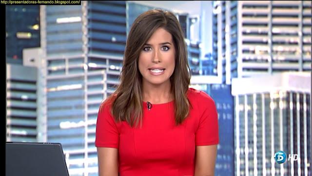Isabel Jimenez Informativos Telecinco