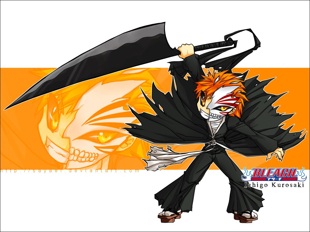 Bleach Color Pages