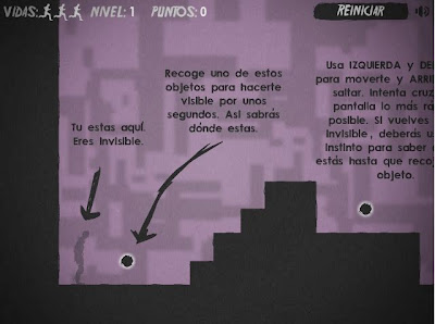 Juego Invisible Runner 2