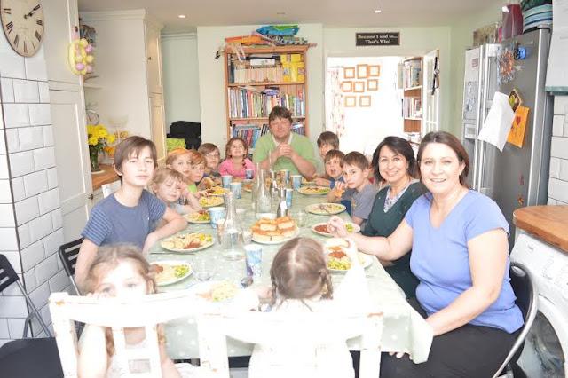 larger family, tania sullivan,