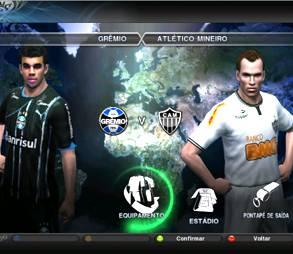 Patch Campeonato Brasileiro-PES 2011
