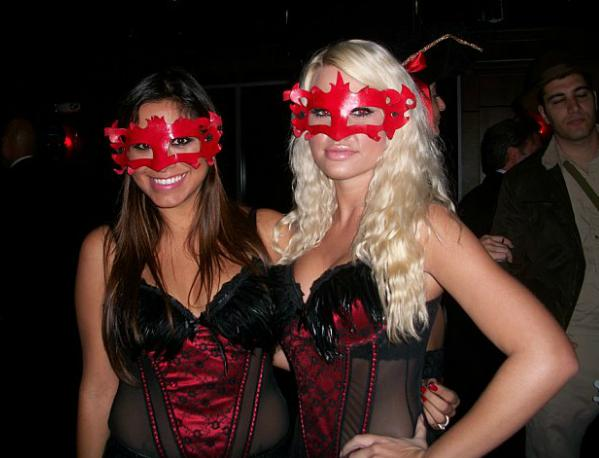 *All photos courtesy of C.C. Christakos.  sc 1 st  K Street Kate & Maxim Halloween Masquerade