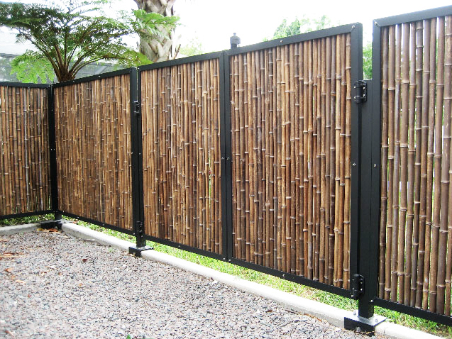 Bamboo Fence4