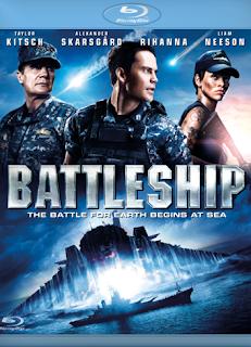 Carátula Batalla Naval película HD 720p latino 2012