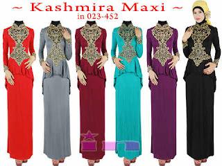 Kashmira Maxi fit to L