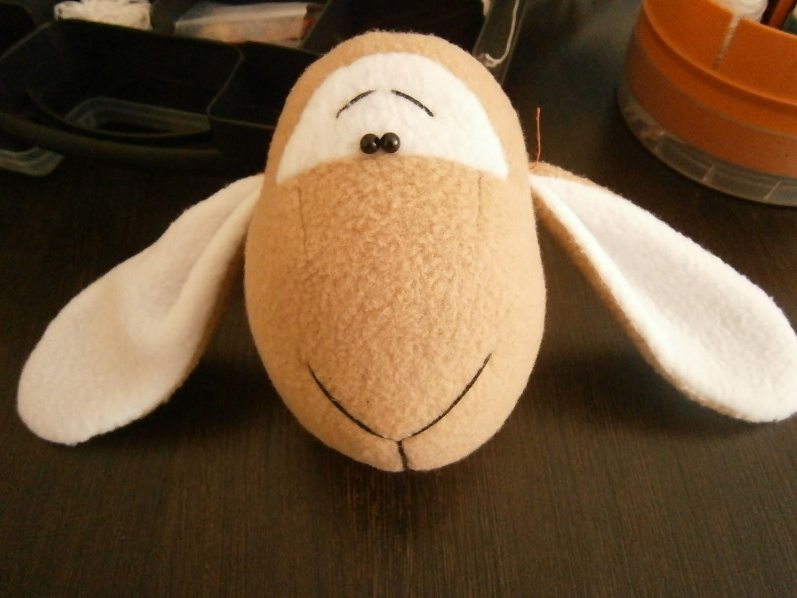 Шьем овечка своими руками мастер класс