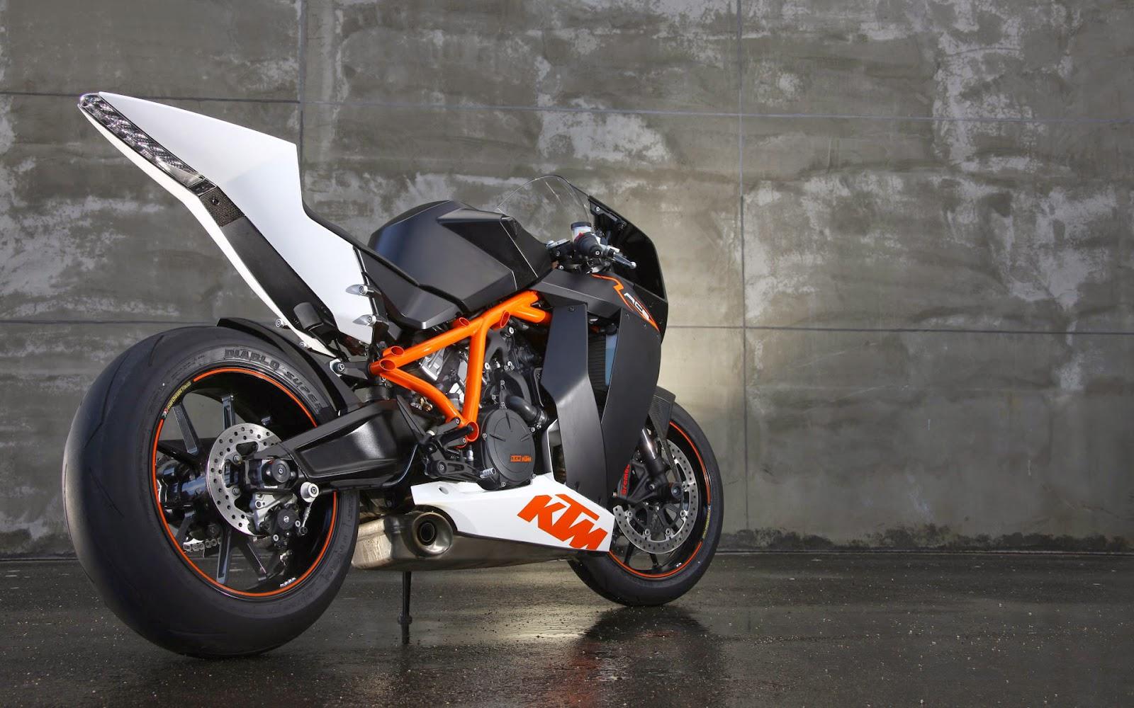 KTM 1190 RC8 R Bikes Price
