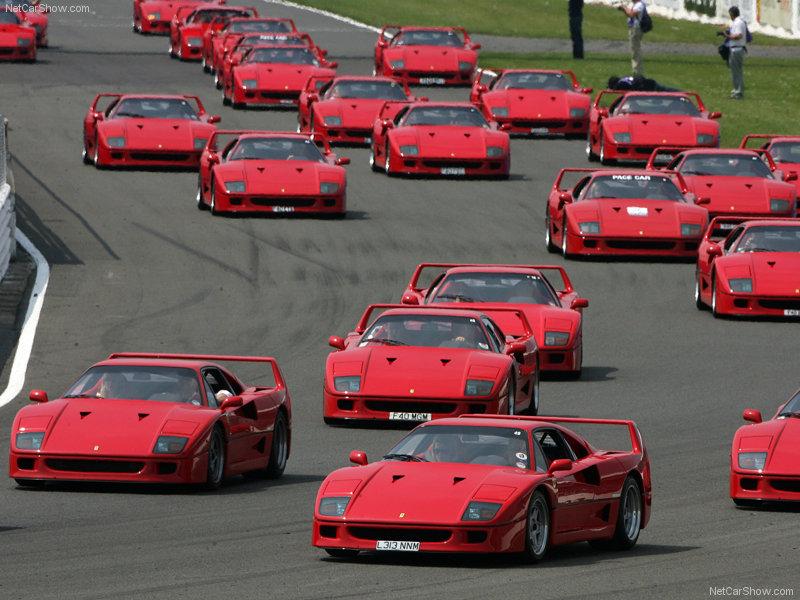 Ferrari F40 Wallpapers