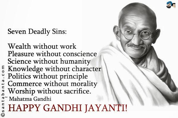 How to Follow Gandhis Principles