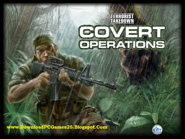 Terrorists Takedown Covert Operations PC