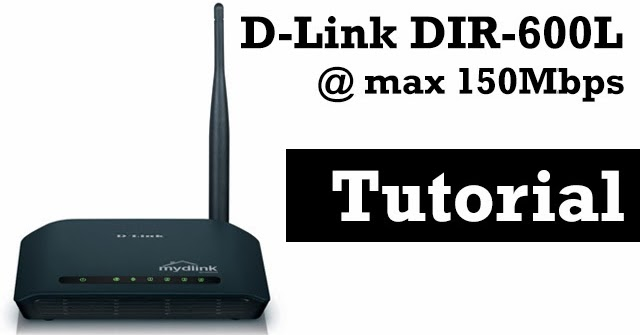 how to configure dlink router step by step pdf