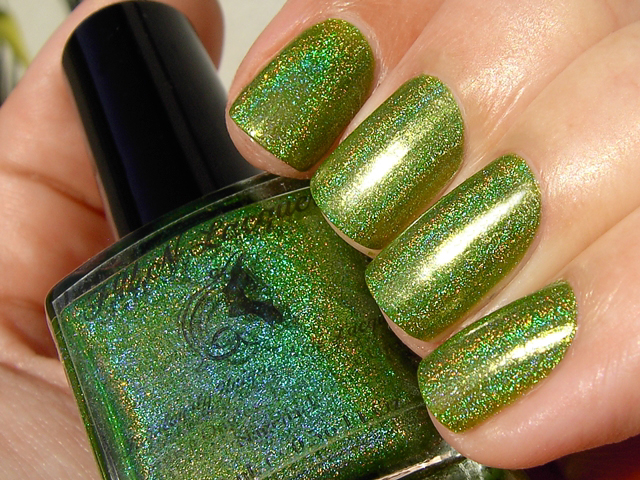 FUN Lacquer Summer 2014 Holo Polish Collection - Mowed Meadow