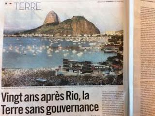 Na Rio+20, França vai insistir por governança mundial do meio ambiente