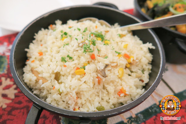 Pillaf Rice