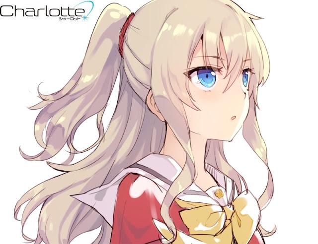 エンジェルビーツ アニメ 海外の反応 Charlotte 比較 AnimeReactions
