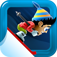 Ski Safari v1.5.1 APK Mod Money + Unlocked Shop Items