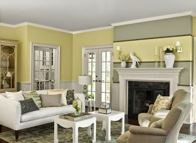 asian wall paint colors