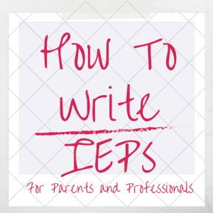 Special needs digest how to write iep goals a guide for parents how to write iep goals a guide for parents and professionals spiritdancerdesigns Choice Image