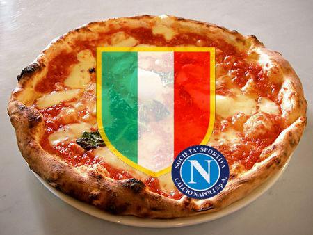 Pizza scudetto